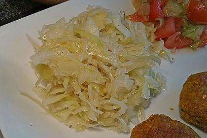 Griechischer Krautsalat 11