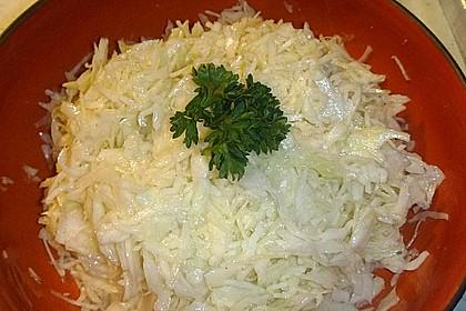 Griechischer Krautsalat 18