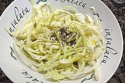 Griechischer Krautsalat 13