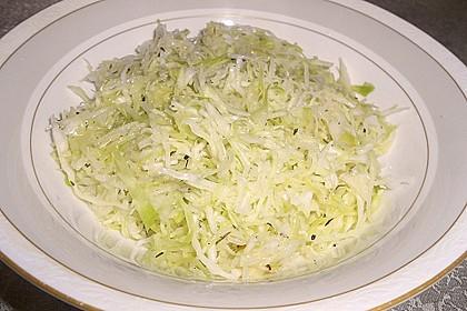 Griechischer Krautsalat 10