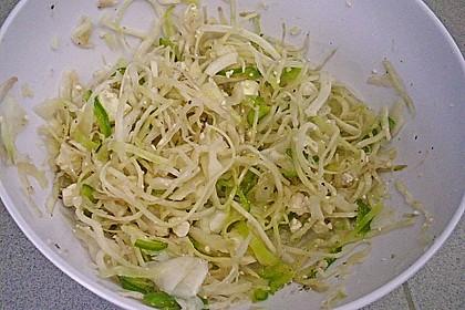 Griechischer Krautsalat 24