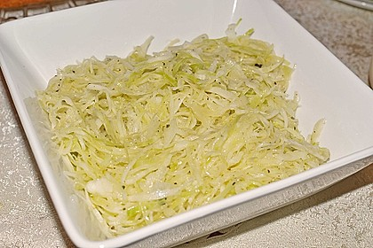 Griechischer Krautsalat 9