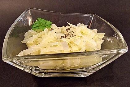 Griechischer Krautsalat 7