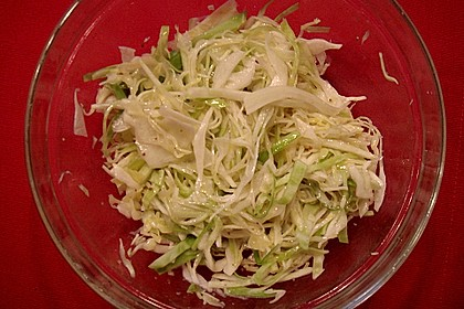 Griechischer Krautsalat 14