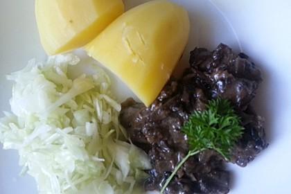 Griechischer Krautsalat 4