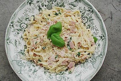 Spaghetti Carbonara 8