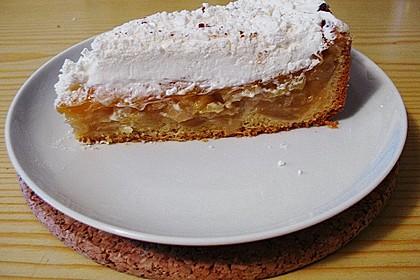 Apfelkuchen mit Zimt - Sahnehaube 36