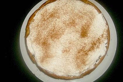 Apfelkuchen mit Zimt - Sahnehaube 70