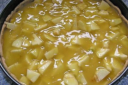 Apfelkuchen mit Zimt - Sahnehaube 58