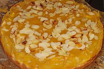 Apfelkuchen mit Zimt - Sahnehaube 71