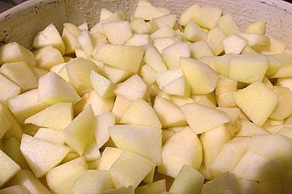 Apfelkuchen mit Zimt - Sahnehaube 74