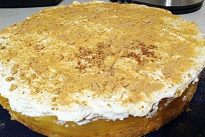 Apfelkuchen mit Zimt - Sahnehaube 61