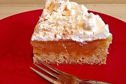 Apfelkuchen mit Zimt - Sahnehaube 22