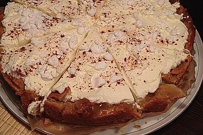 Apfelkuchen mit Zimt - Sahnehaube 52