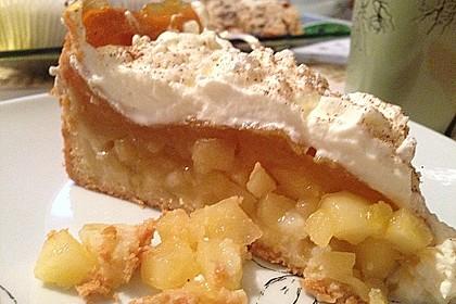 Apfelkuchen mit Zimt - Sahnehaube 64