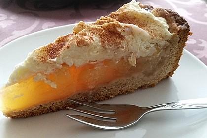 Apfelkuchen mit Zimt - Sahnehaube 3