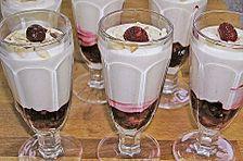 Eierlikör Schicht - Dessert