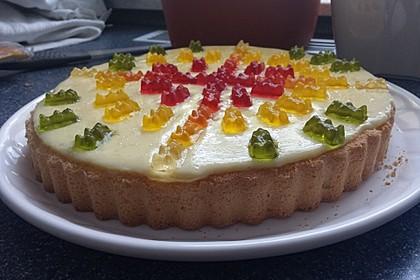 Gummibären Torte 3