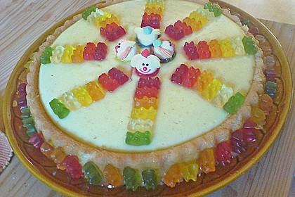 Gummibären Torte 7