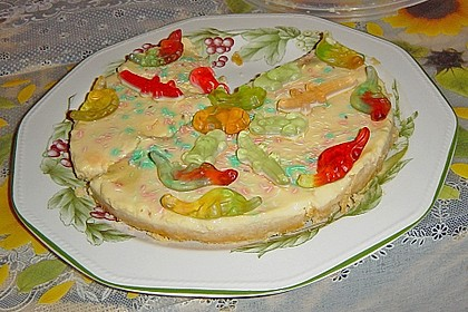 Gummibären Torte 10