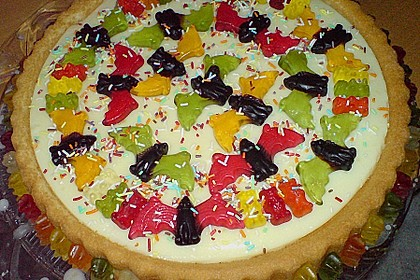 Gummibären Torte 2