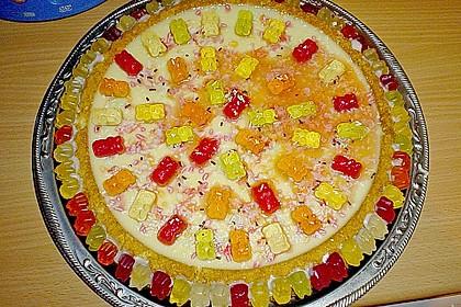 Gummibären Torte 6