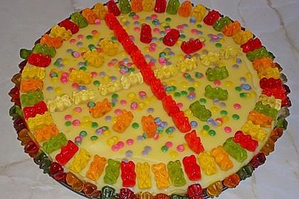 Gummibären Torte 1