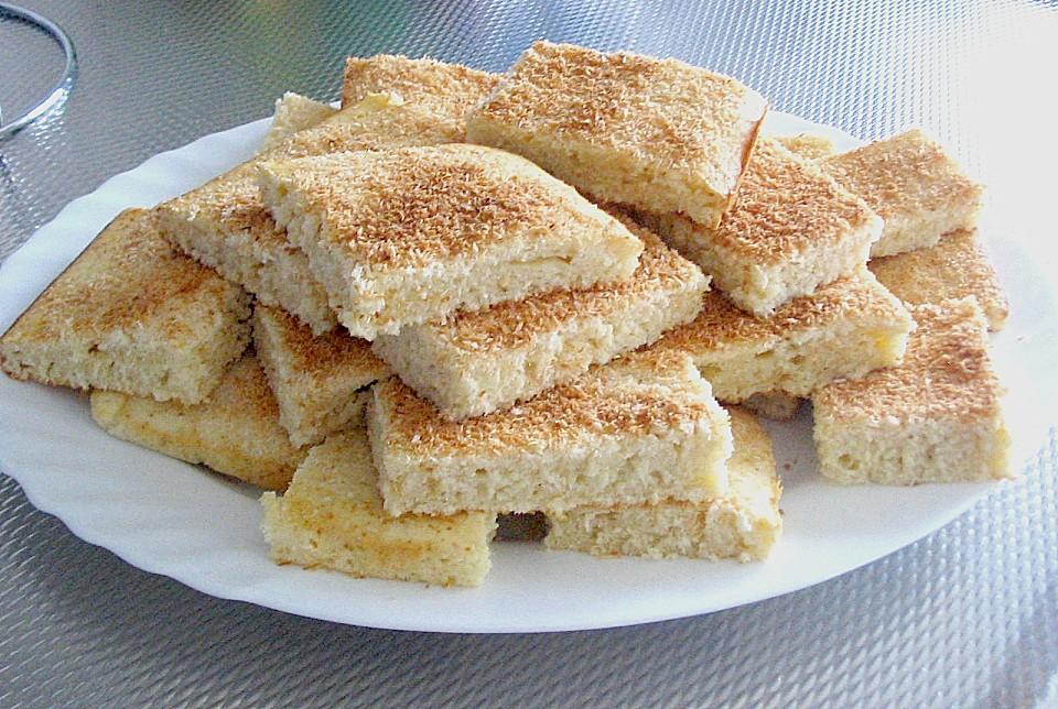 Buttermilchschnitte
