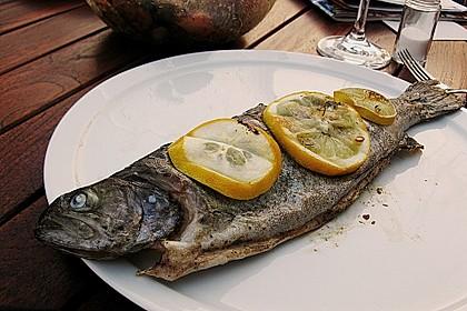 Gegrillter Zitrusfisch 1