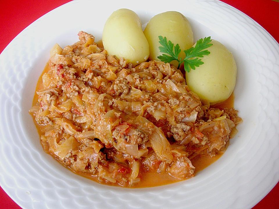 Chefkoch rezepte mit hackfleisch