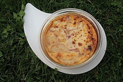 Pfirsich - Schmand - Creme aus dem Ofen 5