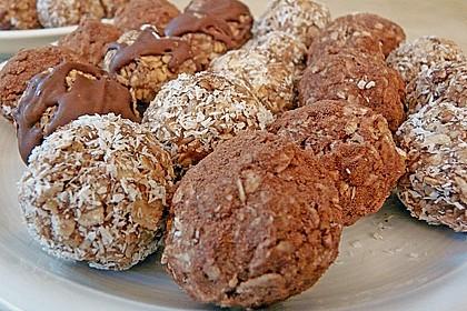 Chokladbollar 5