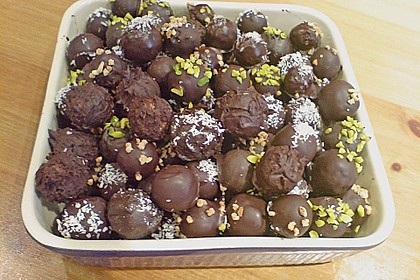 Chokladbollar 16