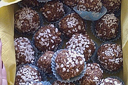 Chokladbollar 30