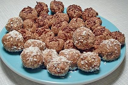Chokladbollar 25