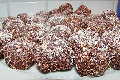 Chokladbollar 15