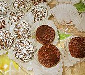 Chokladbollar (Bild)