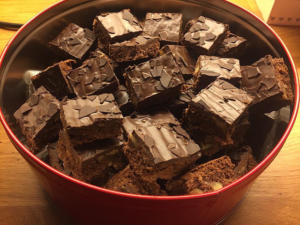 brownies rezept mit bild von triplechoccookie. Black Bedroom Furniture Sets. Home Design Ideas