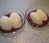 Buttermilch - Zitronenmousse