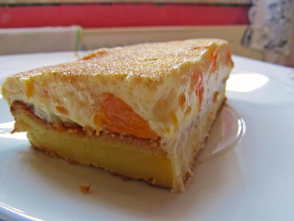 Mandarinenkuchen Ubers Blech Von Nanni82 Chefkoch De