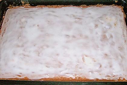 Schneller Zitronenkuchen auf dem Blech 54