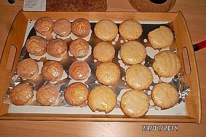 Schneller Zitronenkuchen auf dem Blech 48