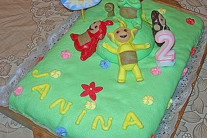 Schneller Zitronenkuchen auf dem Blech 47