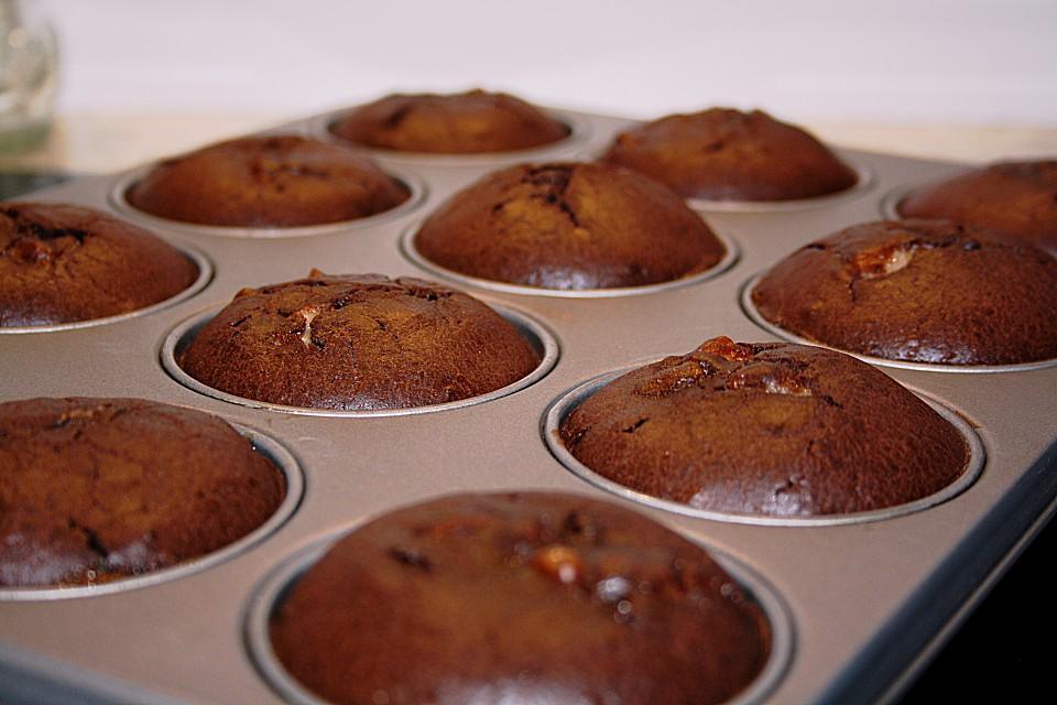 schoko birnen muffins rezepte suchen. Black Bedroom Furniture Sets. Home Design Ideas
