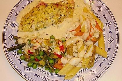 Hühnerbrustfilet mit Kräuter - Käsekruste 2