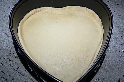 Rhabarber - Streusel Kuchen auf Quark - Öl Teig 12