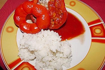 Gefüllte Paprika (leicht)