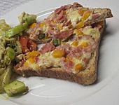 Pizzatoast (Bild)