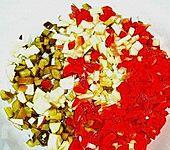 Sächsischer Kartoffelsalat (Bild)