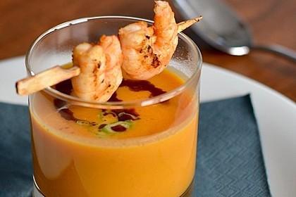 Kürbissuppe mit Ingwer und Kokosmilch 18